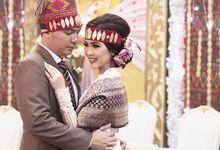 WEDDING OF CHRISTY & RADHIANT by BOBSIREGAR