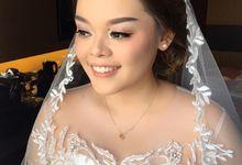 Putri wedding by Ciel Makeup Artist