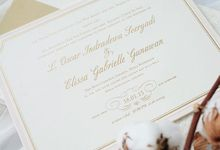 Simple elegance by Tapestry Invitation