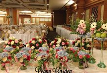 Decoration by Peony Garden Bali