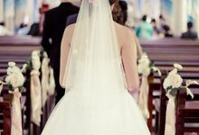 Actual day wedding coverage by Anseye Photography