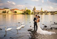 Weddings by Lubow Polyanska