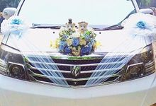 Markus and Tiodora 's Wedding by Michael Wedding Car