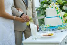 Ocean Blue Wedding by The Kirana Hotel, Resto and Spa - Canggu