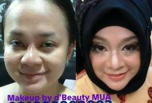 D'Beauty MUA by D'Beauty MUA