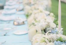 Chapel Backyard Wedding by Flora Botanica Designs