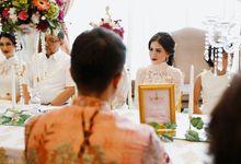 Putri & Prima Ndodok Lawang by Emran Eight
