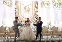 MC Wedding JW Marriot Jakarta - Anthony Stevven by Anthony Stevven