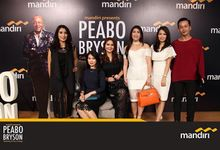 Celebrating 40 years of magic Peabo Bryson by Inspire Photobooth
