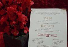 Yan & Evelyn Wedding Invitation by Invitown