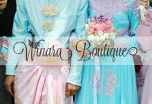 Ms Fafaw Kuala Lumpur Malaysia by Winara Boutique