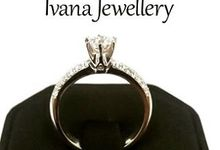 Engagement ring by Ivana Jewellery