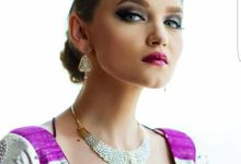 Bridal MAKEUP by Makeup Artist - http://krystinassecrets.com