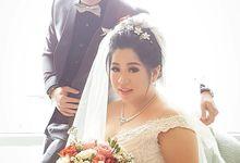 Bridal bouquets by Alegria Malya