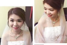 "BRIDAL MAKEUP & HAIRSTYLING BY VIVI BRIDAL MAKEUP"" by VIVI PROFESSIONAL BRIDAL MAKEUP"