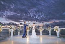 Aldo & Erine Wedding by Kenisha WO