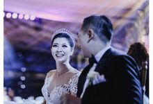 RAYMOND & FUNGNIE WEDDING DAY by Tinara Brides