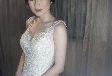 Bride Careen by Verencia Makeup