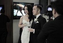 Nathan & Milliya by PRIVATE WEDDING ORGANIZER
