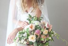 Bridal Bouquets by The Floral Atelier
