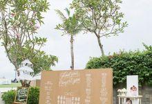 Elegant Wedding fused with Balinese Spirit by Flora Botanica Designs