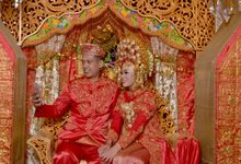 Wedding Sandra n Adjie by Tantie Wedding Organizer