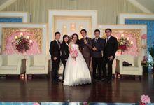 The wedding of Jemmy Suganda & herlina by ID Organizer