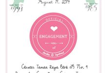 Engagement E-Invitation by Scrap And Craft