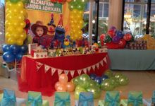 Elmo kids birthday by Mint Party Planner & Decoration