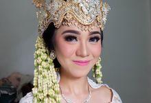 Nurul & Anto Wedding by Nayah Make Up Artist