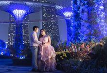 Prewedding of Andri and Ella by Veemakeupartist