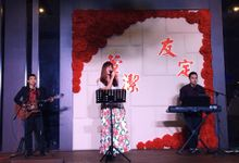 Bahau Wedding Live Band and Emcee by MEB Entertainments