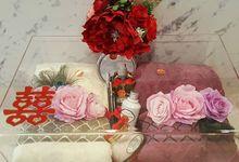 William & Susan by Rose Avenuee Sangjit & Seserahan