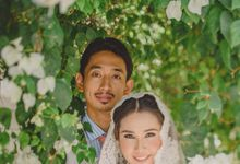 Raja and Aderina Akad by bjcmakeupartist