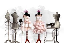 Clients Portfolio by Mariana Marcella Couture