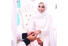 Rabbani + Siti Zoharah by Azee Photographyical