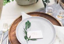 Tablescape by Tefillah Wedding