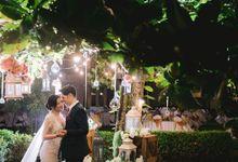 The Wedding of Bobby & Irene by Ellinorline Gift