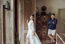 Robert ➕ Dewi by Denny Tjan Photography