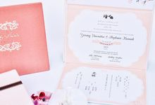 Invitation card and Souvernir Gift by Memoir Paperie