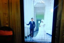 Hilda - Ikhlas Wedding by digiFRAME