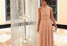 Prewedding gown by FionaRebecca Bridal