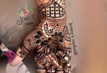 Mehndi Artist by Jenny's mehndi