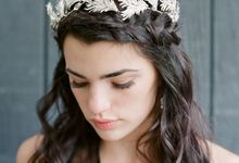 More Crowns Tiaras and Headpieces by Eden Luxe Bridal