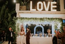 Wedding Alex and Putri by Oma Thia's Kitchen Catering