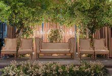 Greenhouse Style Wedding Untitled by Flora Botanica Designs