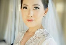 The Wedding of Annie Ye by Beyond Makeup Indonesia