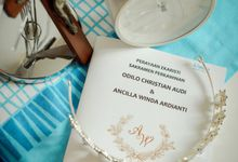 Audi & Winda Wedding by arlota the organizer