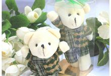Teddy Keychain by FOR YOU SOUVENIR