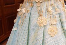 Sister Dresses of Lisa&Lukas Wedding  by FANNY KARTIKA